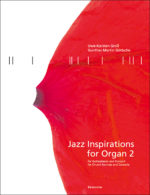 Jazz Inspirations for Organ Band 2 (Bärenreiter)